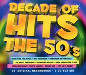 Decade of Hits: The 50's (3-CD)