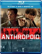 Anthropoid (Blu-ray + DVD)