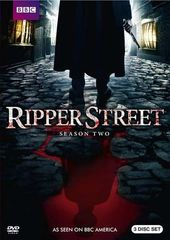 Ripper Street - Season 2 (3-DVD)