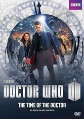 Doctor Who - #241: The Time of the Doctor