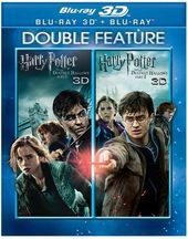 Harry Potter and the Deathly Hallows 3D (Blu-ray)