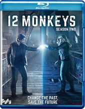 12 Monkeys - Season 2 (Blu-ray)