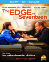 The Edge of Seventeen (Blu-ray + DVD)