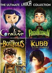 The Ultimate Laika Collection (Coraline /