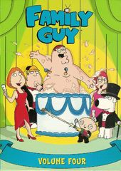 Family Guy - Volume 4 (3-DVD)