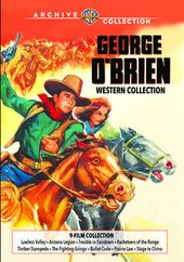 George O'Brien 9-Film Western Collection (3-Disc)