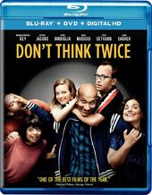 Don't Think Twice (Blu-ray + DVD)