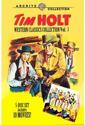 Tim Holt Western Classics Collection, Volume 3