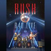 Rush - R40 Live [Deluxe Edition] (3-CD + Blu-ray)