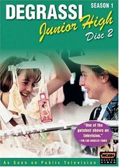 Degrassi Junior High - Season 1: Disc 2