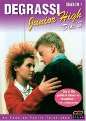 Degrassi Junior High - Season 1: Disc 3