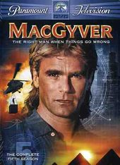 MacGyver - Complete 5th Season (6-DVD)
