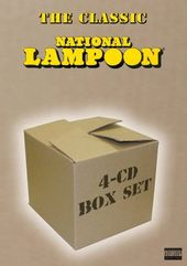 The Classic National Lampoon (4-CD)