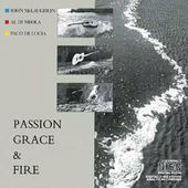 Passion, Grace & Fire (Live)