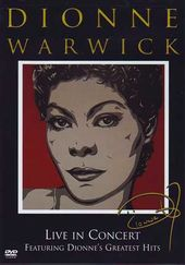 Dionne Warwick - Live In Concert