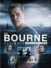 The Bourne Ultimate Collection (5-DVD)