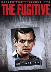 The Fugitive - Season 2, Volume 2 (4-DVD)