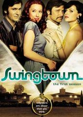 Swingtown - Complete 1st Season (4-DVD)