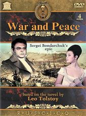 War and Peace (4-DVD)