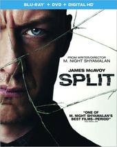 Split (Blu-ray + DVD)
