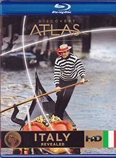Discovery Atlas - Italy Revealed (Blu-ray)