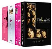 The L Word - Complete Seasons 1-5 (21-DVD)
