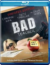 Bad Teacher (Blu-ray, Unrated)