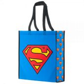 DC Comics - Superman - Large Recycled Shopper Tote
