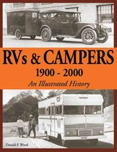 Rvs and Campers: 1900-2000