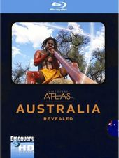 Discovery Atlas - Australia Revealed (Blu-ray)