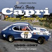 Ford's Feisty Capri: European Sporting Coupes