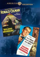 Bulldog Drummond Double Feature: Bulldog Drummond