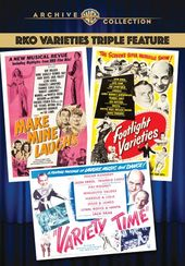 RKO Varieties Triple Feature: Make Mine Laughs /