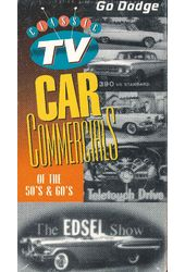 Classic TV Car Commercials