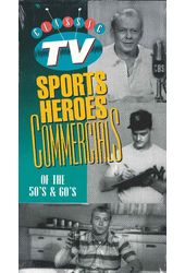 Classic TV - Sports Heroes Commercials