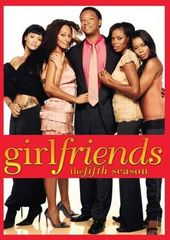 Girlfriends - Season 5 (3-DVD)