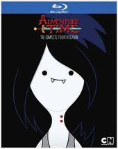 Adventure Time - Complete 4th Season (Blu-ray)