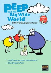 Peep and the Big Wide World (3-DVD)