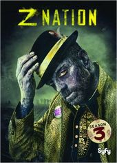 Z Nation - Season 3 (3-DVD)