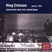Collector's Club: 1974.7.1 Central Park (Live)