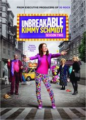 Unbreakable Kimmy Schmidt - Season 2 (2-DVD)