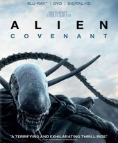 Alien: Covenant (Blu-ray + DVD)