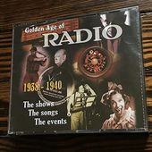 Golden Age of Radio, Volume 1 (3-CD)