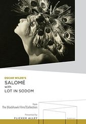 Oscar Wilde's Salome with Lot in Sodom