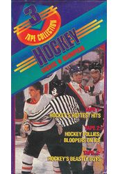 Hockey Fights & Bloopers (3-VHS)