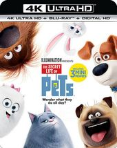 The Secret Life of Pets (Includes Digital Copy,