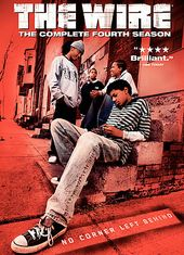 The Wire - Complete 4th Season (4-DVD)