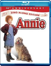 Annie (Blu-ray, Includes Digital Copy,