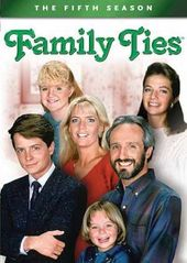 Family Ties - Complete 5th Season (4-DVD)
