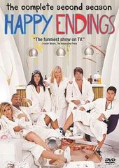 Happy Endings - Complete 2nd Season (2-DVD)